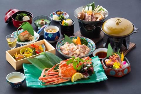 秋冬の会席料理【雅】